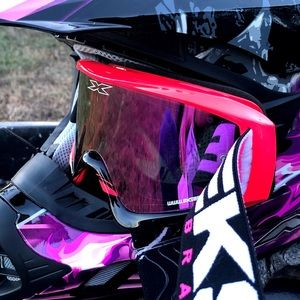 Affliction Other - AFX helmet, goggles, & brand new quick release.